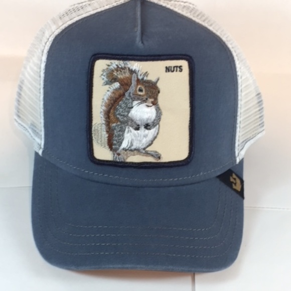 71ce9c43 Goorin Brothers Accessories | Goorin Bros Nuts Trucker Hat | Poshmark